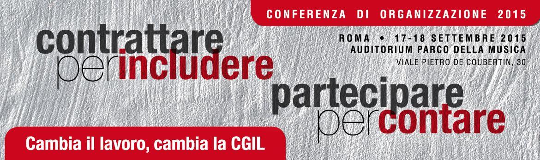 Cgil: Seconda Giornata Conferenza Di Organizzazione. Conclude Camusso