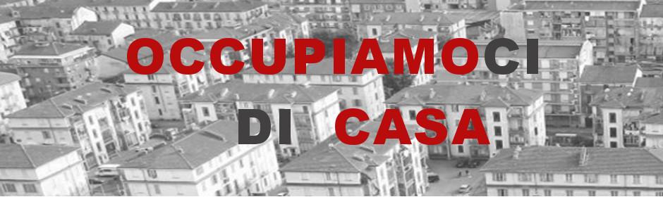"""Campagna Nazionale """"OCCUPIAMOCI DI CASA"""""""