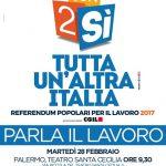 Voucher E Appalti: Si Vota Domenica 28 Maggio