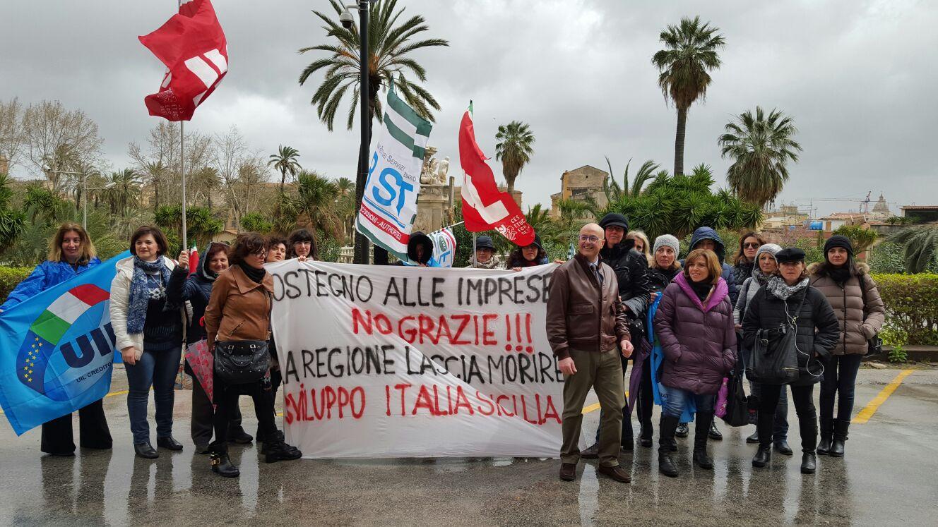 Sviluppo Italia Sicilia 24 Marzo