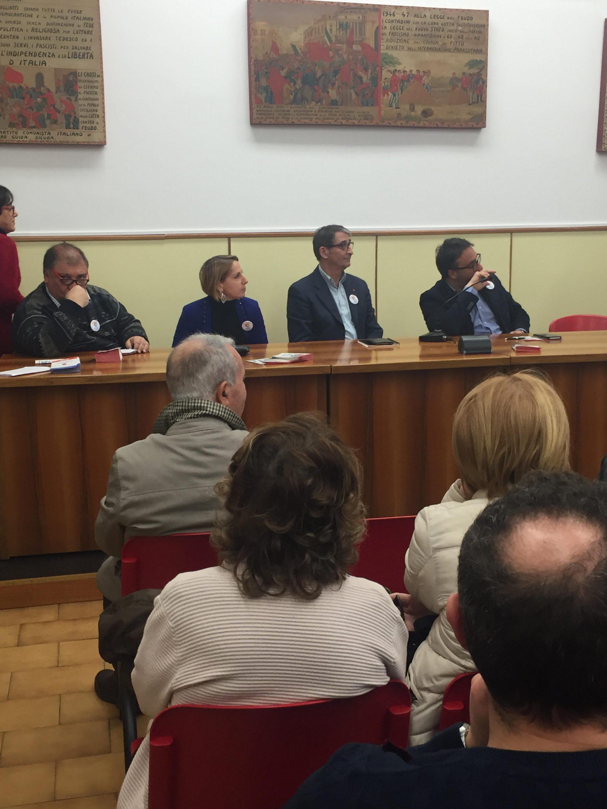 Referendum, Tavolo