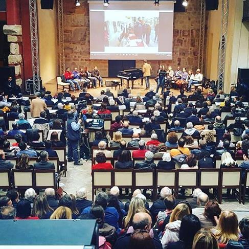 Santa Cecilia, La Crisi Raccontata Dai Lavoratori