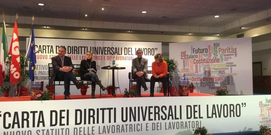 21 marzo, la Cgil Palermo alla giornata della Memoria e dell'Impegno