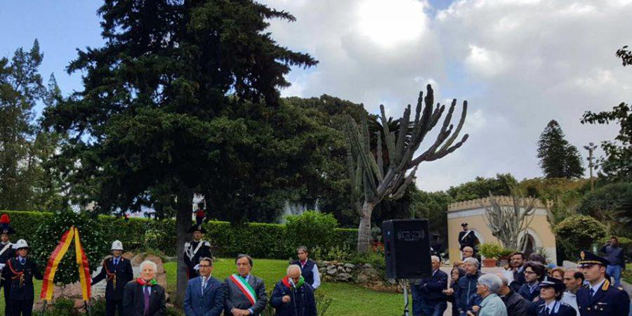 Festa della Liberazione, la Cgil Palermo al Giardino Inglese e al corteo