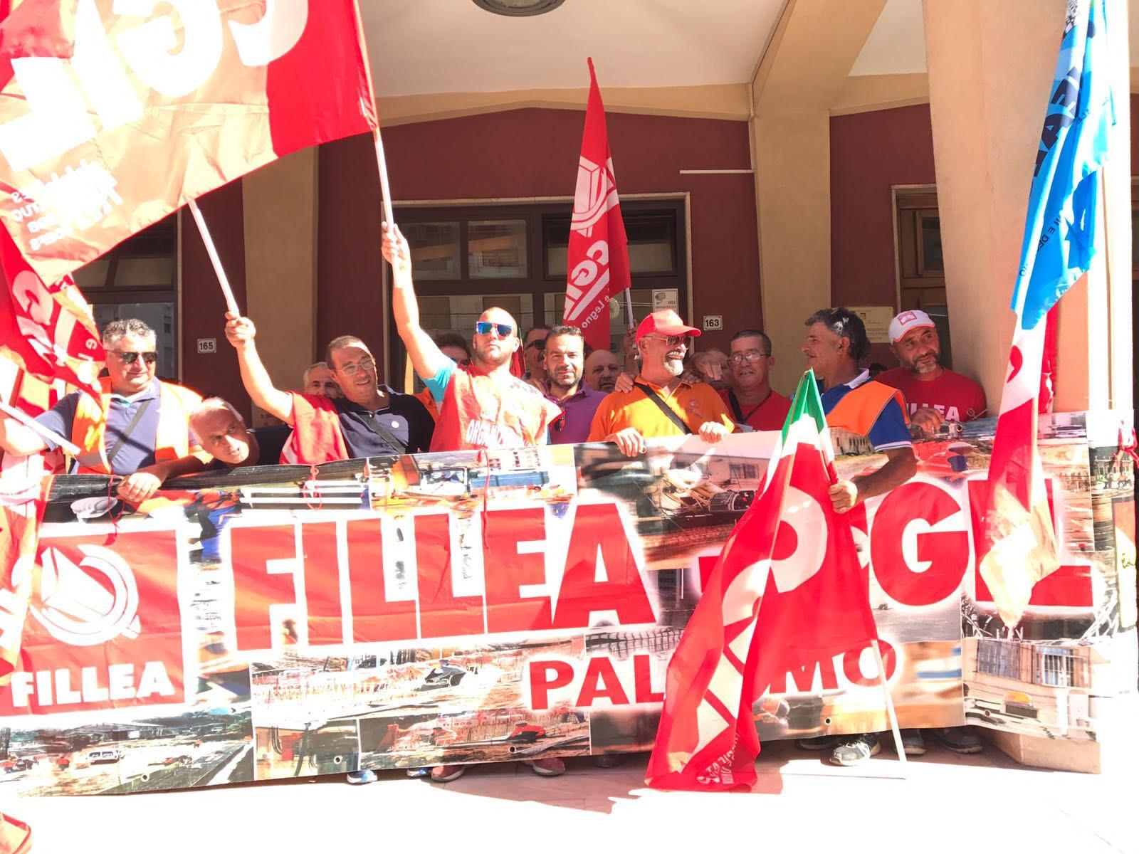 Bolognetta Lercara Protesta