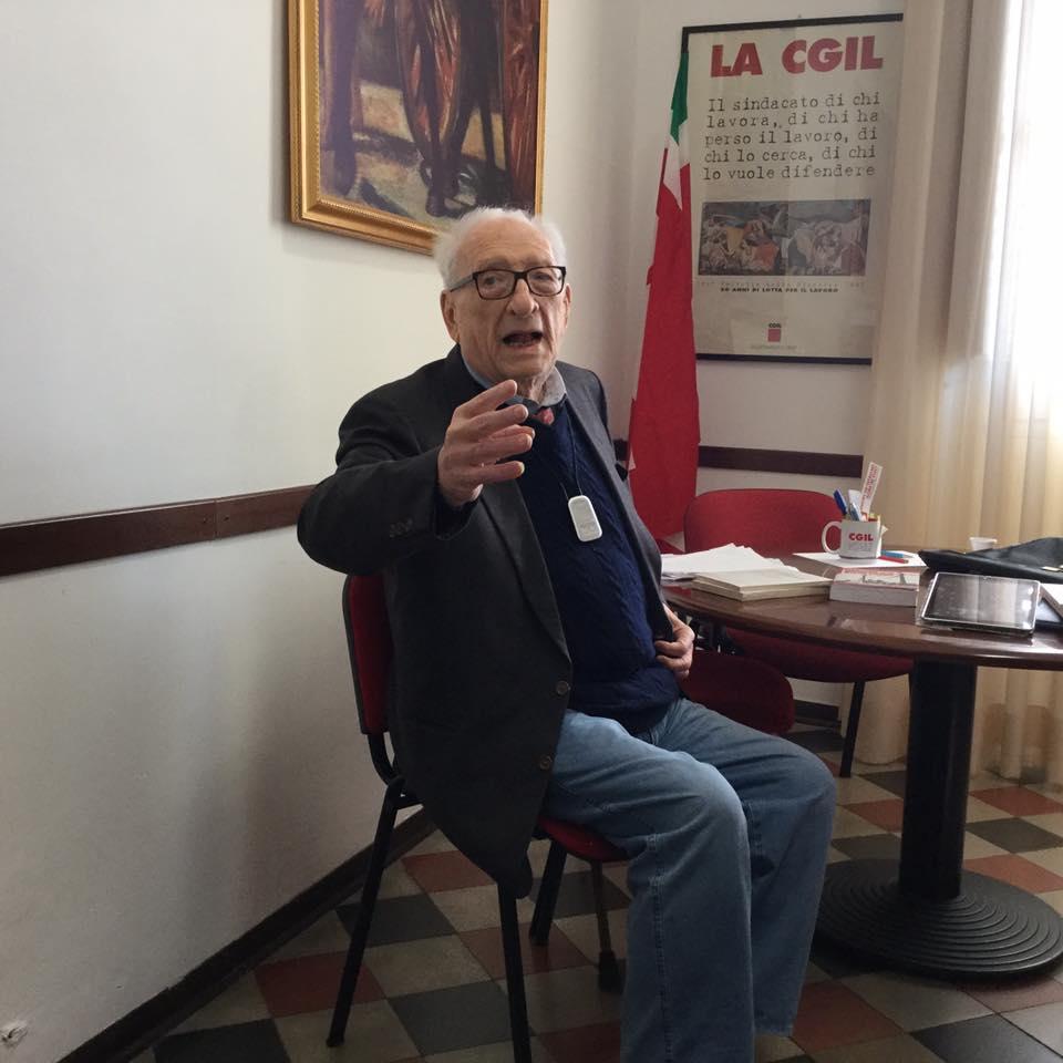 Nicola Cipolla, Oggi La Camera Ardente Alla Cgil Palermo, Dalle 12 Alle 20. Domani Alle 10 Il Saluto