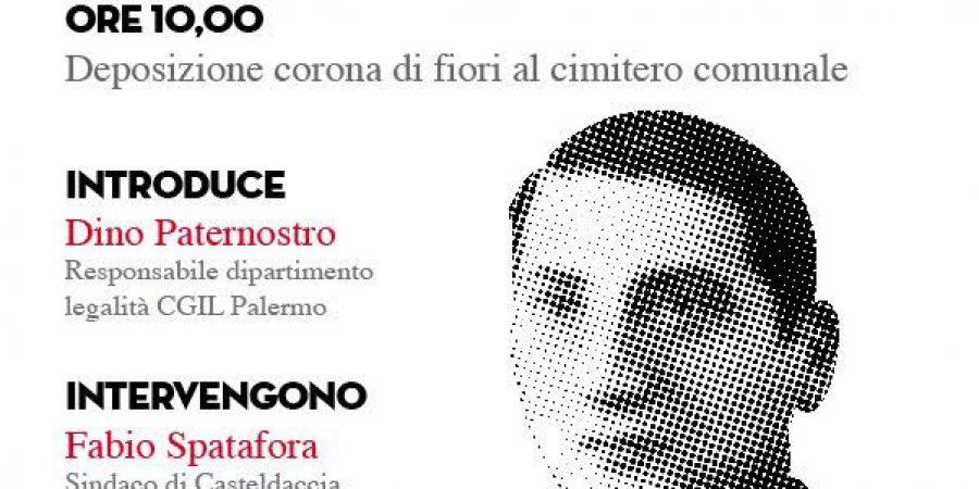 Memoria, Raia e Intili: i due dirigenti sindacali uccisi dalla mafia saranno ricordati il primo domani a Casteldaccia e il secondo lunedì 7 a Caccamo