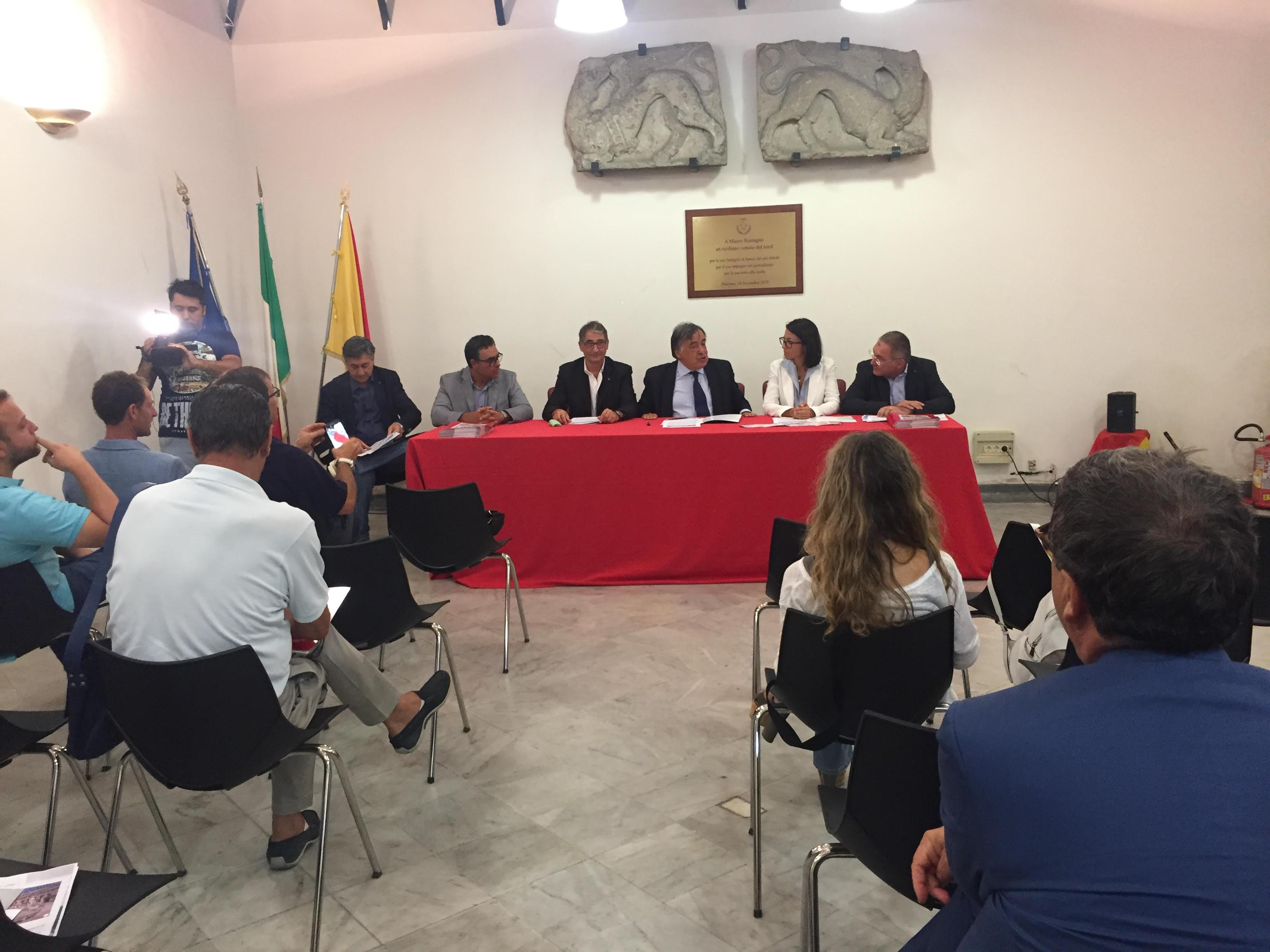 #EffePiù Il Lavoro In Piazza:  Oggi La Presentazione Delle Giornate Nazionali Dei Servizi Pubblici Al Comune Di Palermo