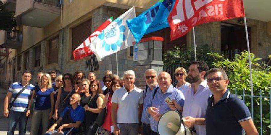 """I lavoratori di Sviluppo Italia Sicilia esclusi dall'albo unico. Fisac: """"Chiediamo l'assunzione alla Sas. Sia rispettata la decisione del Parlamento siciliano""""."""