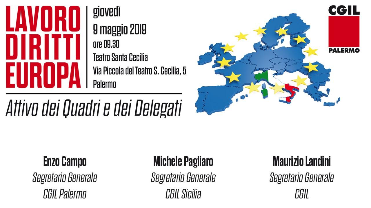 Lavoro, Diritti, Europa
